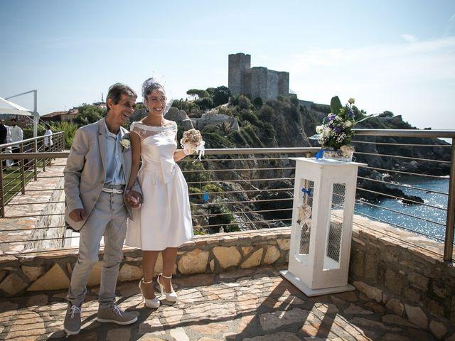 Il matrimonio di Jacopo e Alice a Albinia, Grosseto 33
