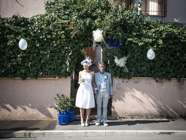 Il matrimonio di Jacopo e Alice a Albinia, Grosseto 34