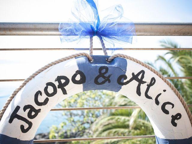 Il matrimonio di Jacopo e Alice a Albinia, Grosseto 56