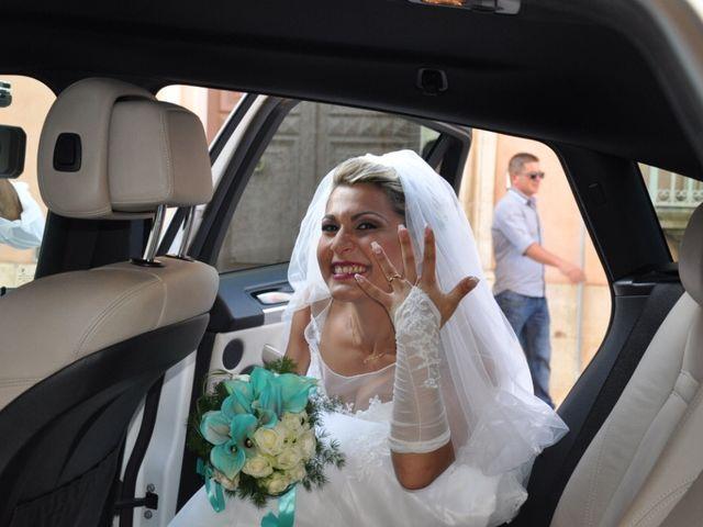 Il matrimonio di Daniele  e Antonella a Avola, Siracusa 5