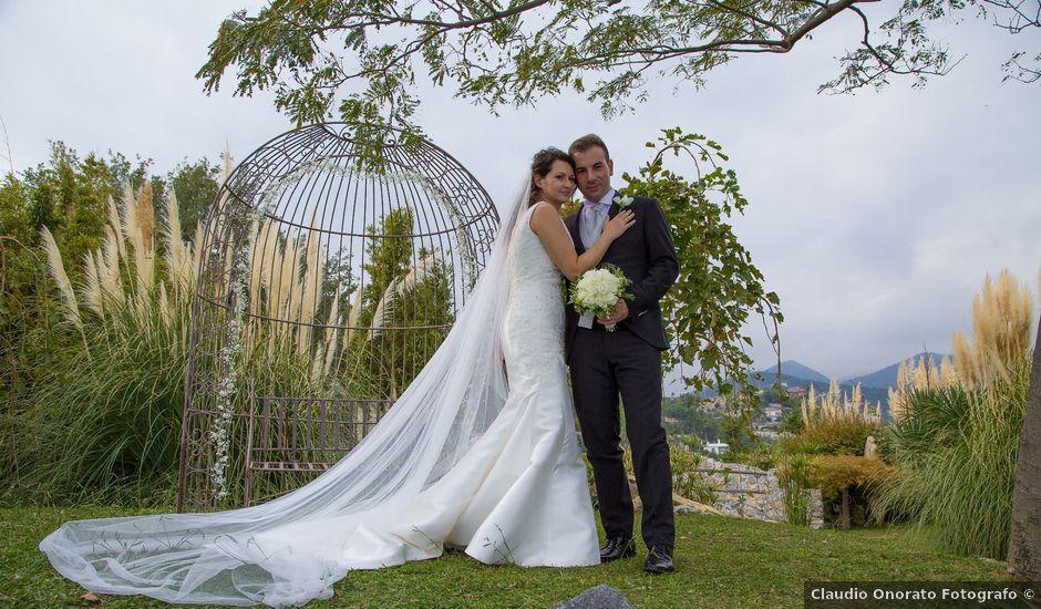 Il matrimonio di mario e emanuela a Genova, Genova