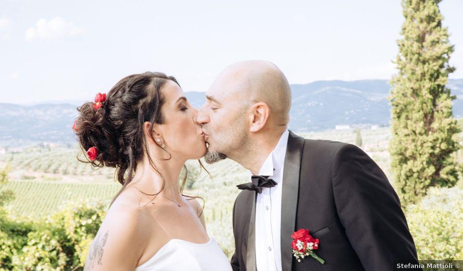 Il matrimonio di Federico e Elisa a Certaldo, Firenze
