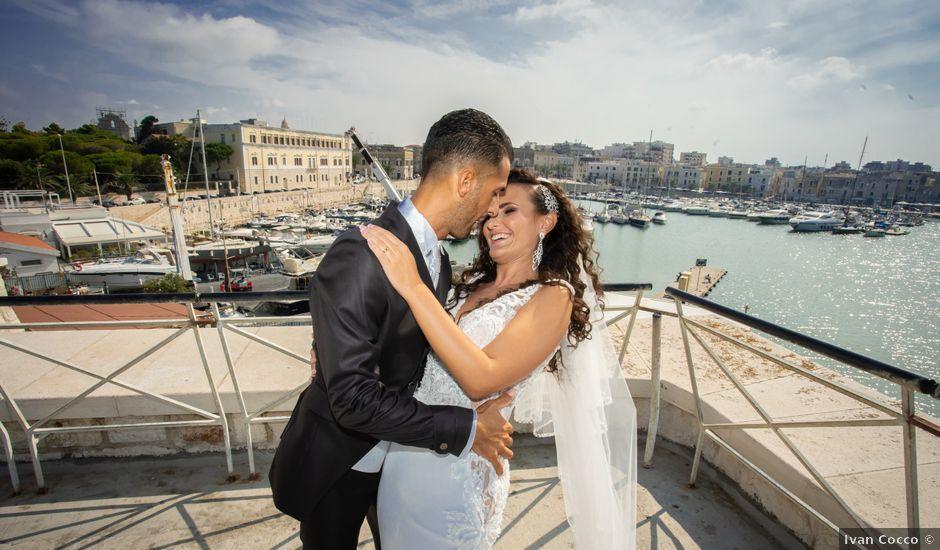 Il matrimonio di Olga e Antonio a Foggia, Foggia