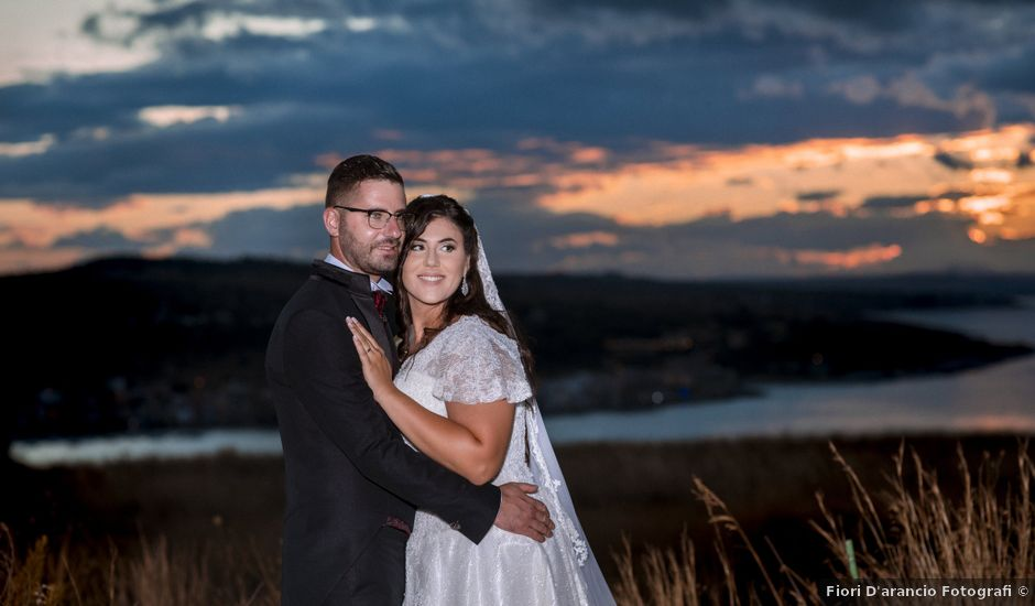 Il matrimonio di Giada e Gianluca a Brucoli, Siracusa