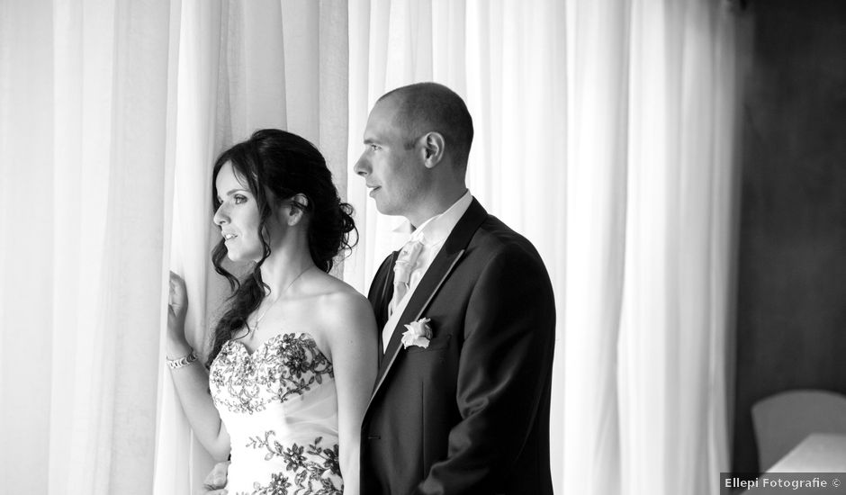 Il matrimonio di Andrea e Rossella a Crema, Cremona