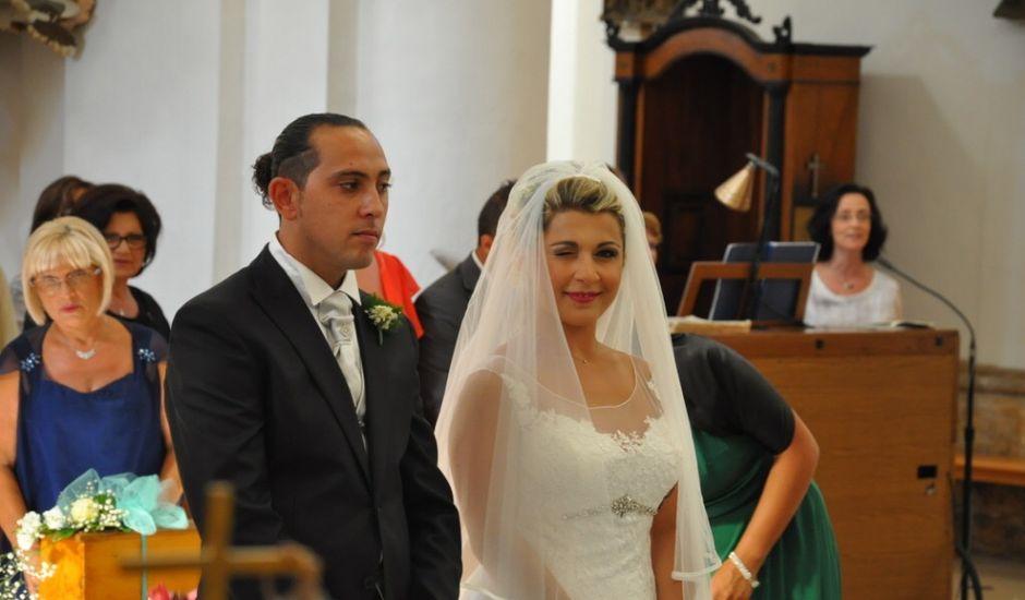 Il matrimonio di Daniele  e Antonella a Avola, Siracusa