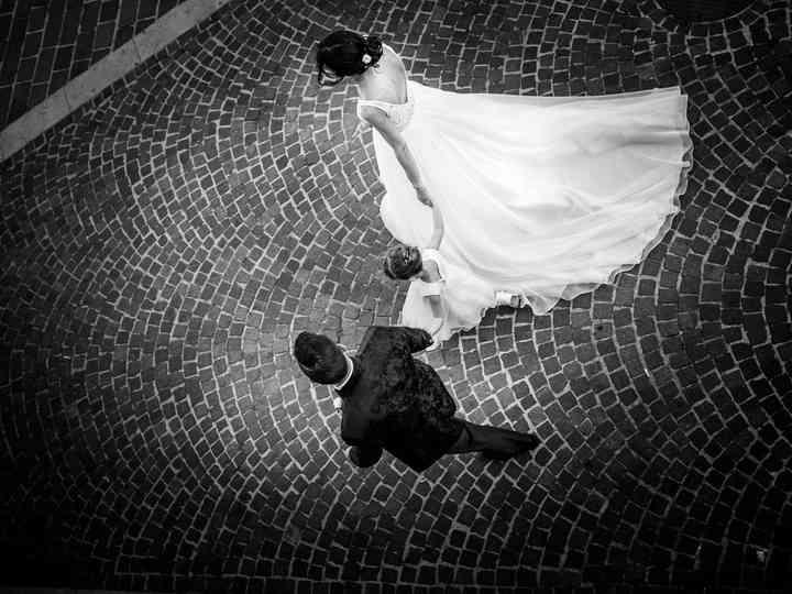 Le nozze di Michele e Sonia