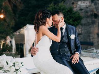 Le nozze di Manila e Massimiliano