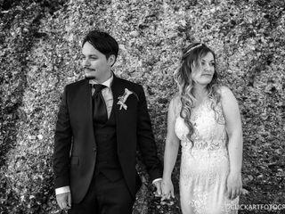 Le nozze di Donatella e Cristian