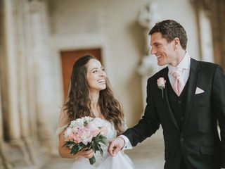 Le nozze di Angelica e Michael