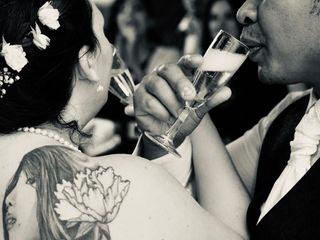 Le nozze di Lara  e Iwan