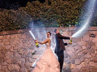 Le nozze di Alessandra e Nico