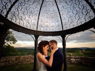 Le nozze di Marta e Boris