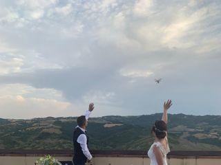 Le nozze di Federica e Alex 1