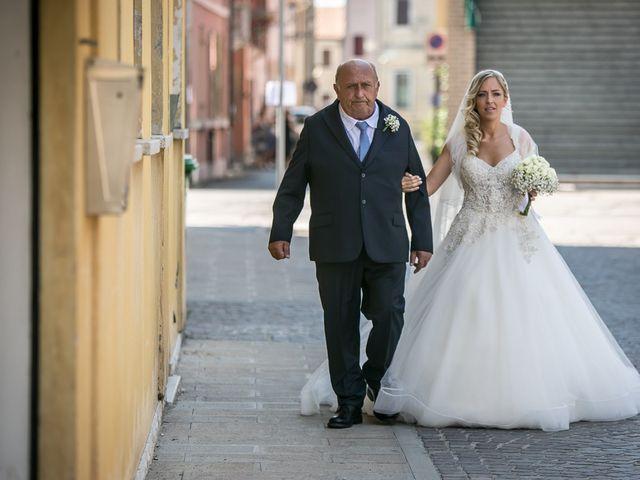 Il matrimonio di Alfredo e Federica a Loreo, Rovigo 10