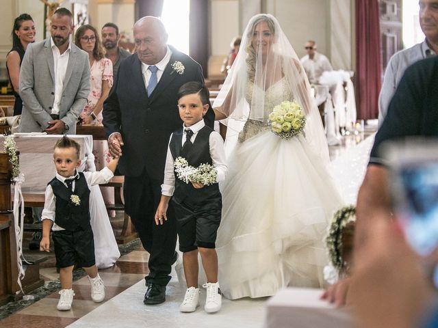 Il matrimonio di Alfredo e Federica a Loreo, Rovigo 15