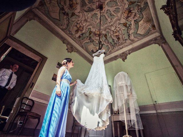 Il matrimonio di Daniele e Roberta a Torre d'Isola, Pavia 21