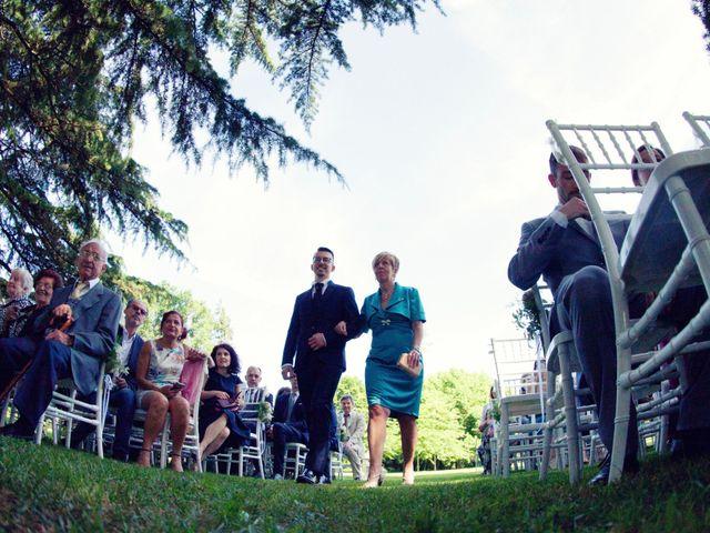 Il matrimonio di Daniele e Roberta a Torre d'Isola, Pavia 31