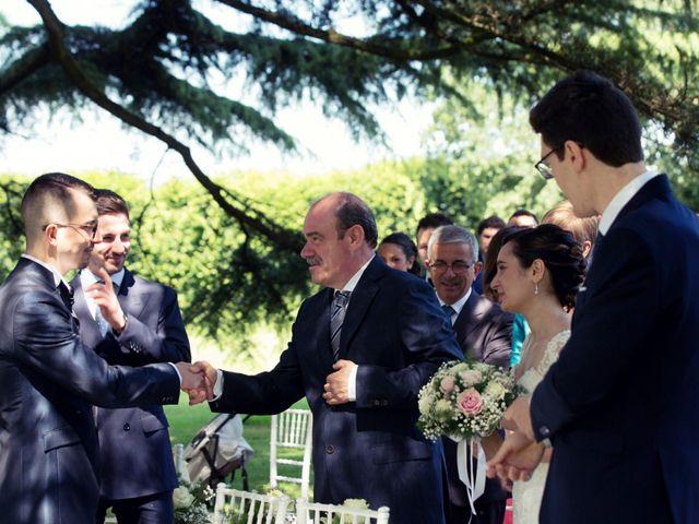Il matrimonio di Daniele e Roberta a Torre d'Isola, Pavia 35
