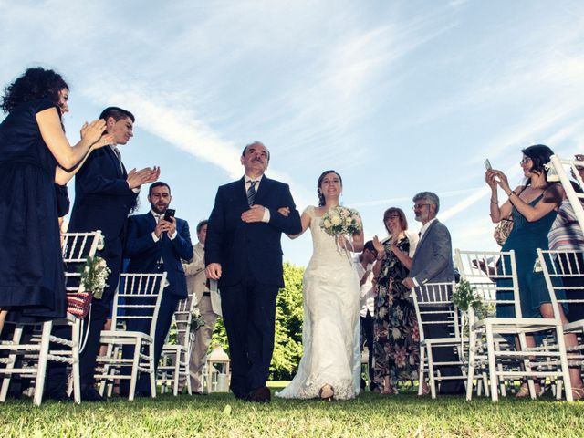 Il matrimonio di Daniele e Roberta a Torre d'Isola, Pavia 36