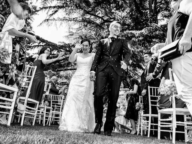 Il matrimonio di Daniele e Roberta a Torre d'Isola, Pavia 45