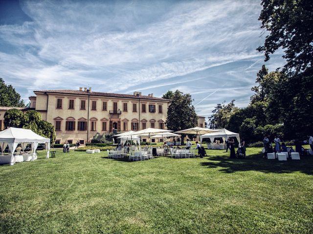 Il matrimonio di Daniele e Roberta a Torre d'Isola, Pavia 48