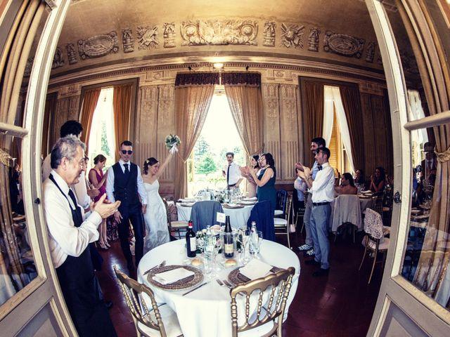 Il matrimonio di Daniele e Roberta a Torre d'Isola, Pavia 51