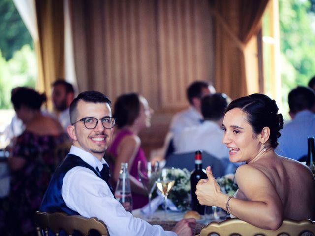 Il matrimonio di Daniele e Roberta a Torre d'Isola, Pavia 53
