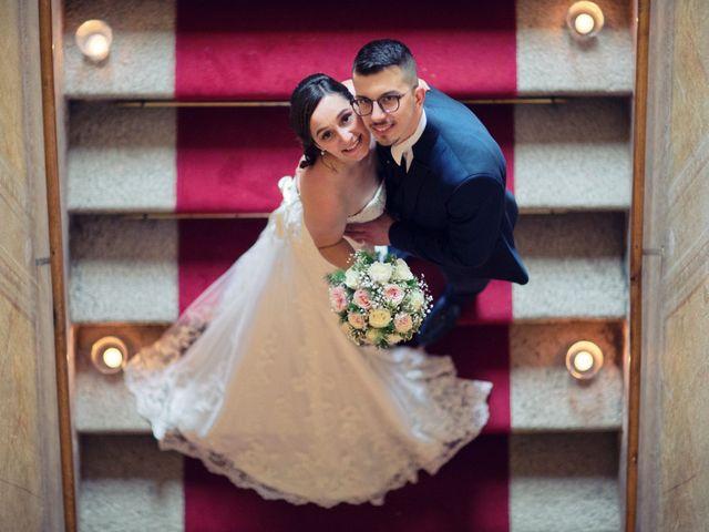 Il matrimonio di Daniele e Roberta a Torre d'Isola, Pavia 57