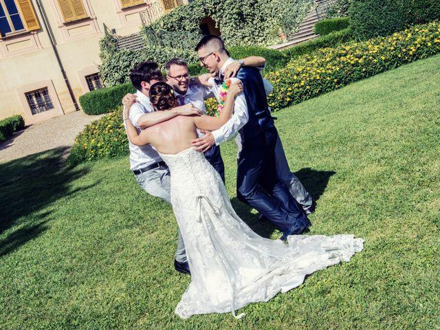 Il matrimonio di Daniele e Roberta a Torre d'Isola, Pavia 59