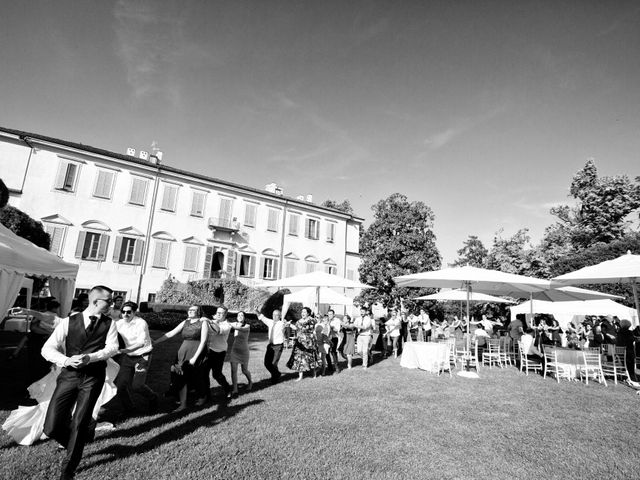 Il matrimonio di Daniele e Roberta a Torre d'Isola, Pavia 67