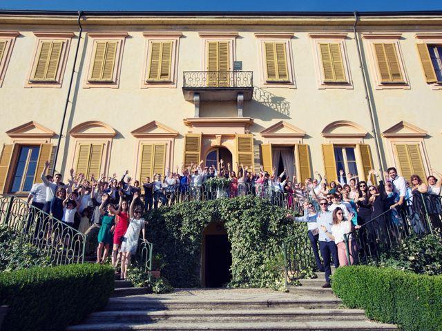 Il matrimonio di Daniele e Roberta a Torre d'Isola, Pavia 72
