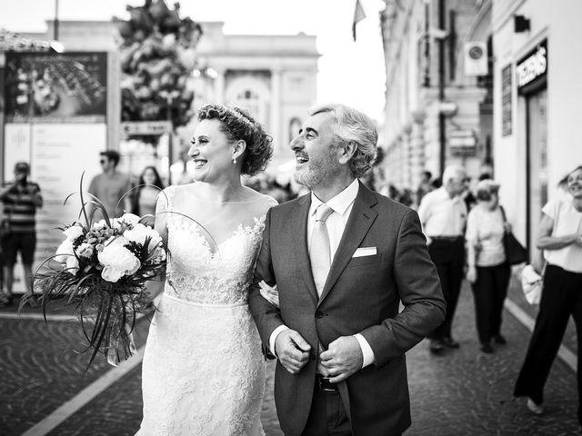 Il matrimonio di Alessandro e Lucia a Pesaro, Pesaro - Urbino 23