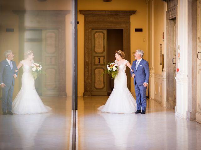 Il matrimonio di Alessandro e Lucia a Pesaro, Pesaro - Urbino 24