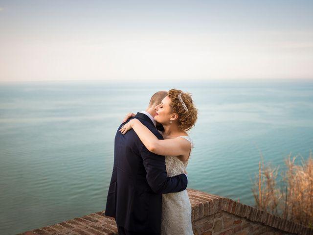Il matrimonio di Alessandro e Lucia a Pesaro, Pesaro - Urbino 40