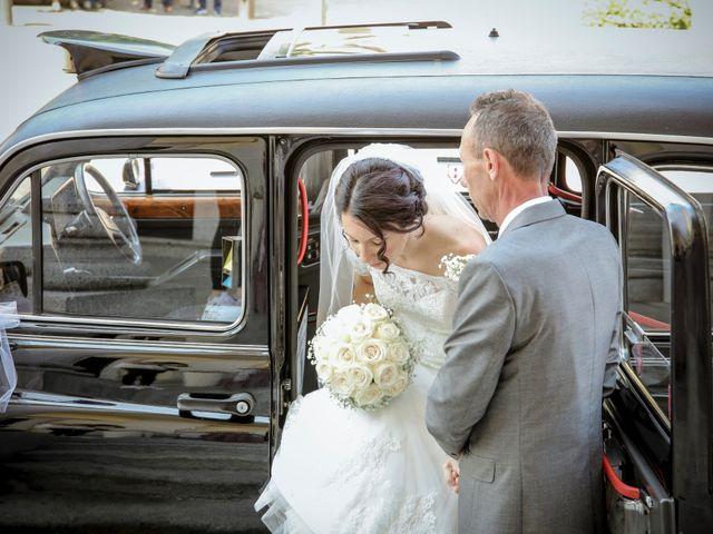 Il matrimonio di James e Elisa a Lentate sul Seveso, Monza e Brianza 17