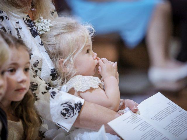 Il matrimonio di James e Elisa a Lentate sul Seveso, Monza e Brianza 24