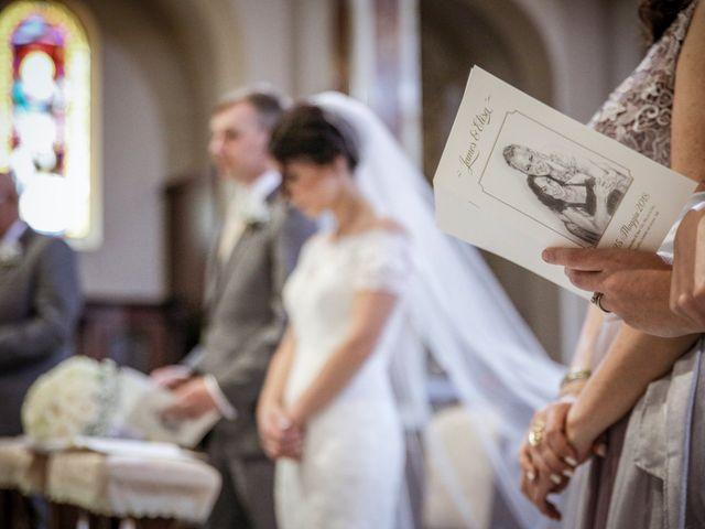 Il matrimonio di James e Elisa a Lentate sul Seveso, Monza e Brianza 26