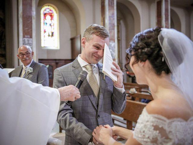 Il matrimonio di James e Elisa a Lentate sul Seveso, Monza e Brianza 28