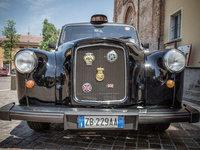 Il matrimonio di James e Elisa a Lentate sul Seveso, Monza e Brianza 39