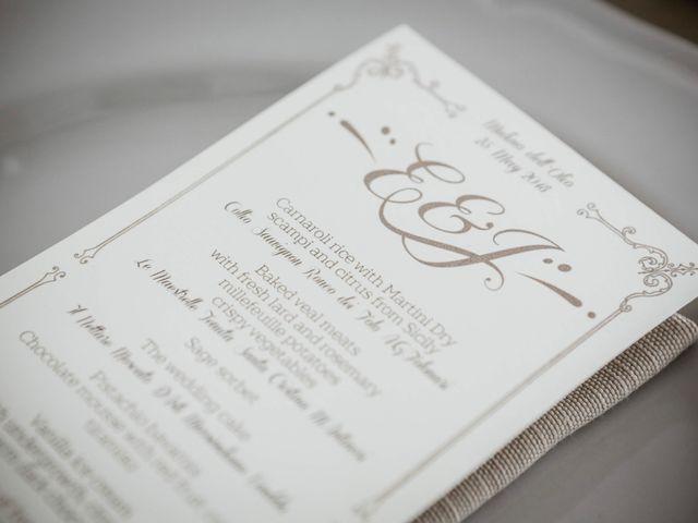 Il matrimonio di James e Elisa a Lentate sul Seveso, Monza e Brianza 45