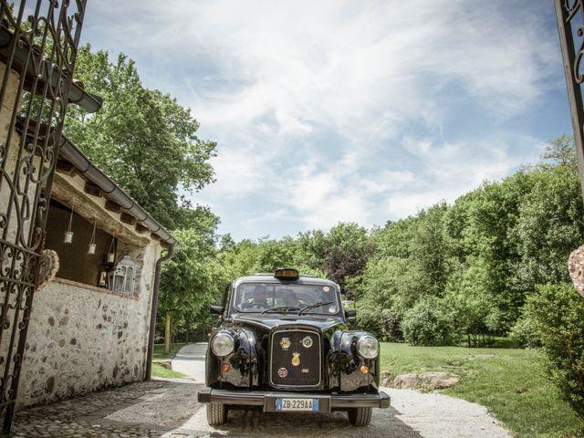 Il matrimonio di James e Elisa a Lentate sul Seveso, Monza e Brianza 49