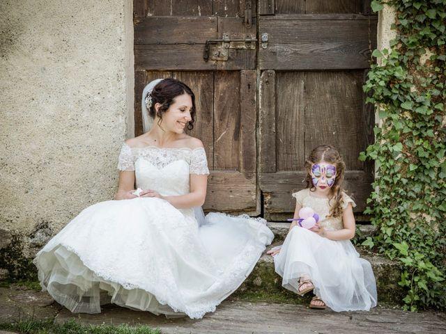 Il matrimonio di James e Elisa a Lentate sul Seveso, Monza e Brianza 52