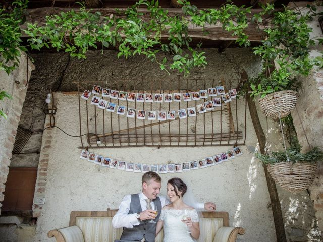 Il matrimonio di James e Elisa a Lentate sul Seveso, Monza e Brianza 56