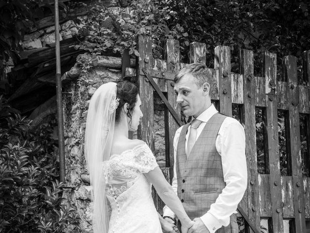 Il matrimonio di James e Elisa a Lentate sul Seveso, Monza e Brianza 58