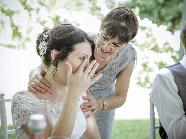 Il matrimonio di James e Elisa a Lentate sul Seveso, Monza e Brianza 61