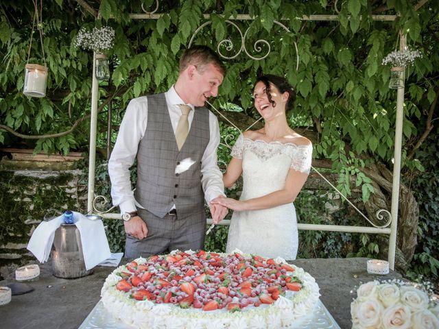 Il matrimonio di James e Elisa a Lentate sul Seveso, Monza e Brianza 65