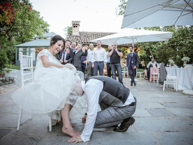 Il matrimonio di James e Elisa a Lentate sul Seveso, Monza e Brianza 74