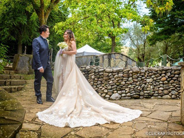 Il matrimonio di Cristian e Donatella a Brindisi Montagna, Potenza 2
