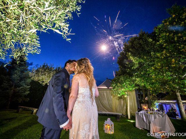 Il matrimonio di Cristian e Donatella a Brindisi Montagna, Potenza 13